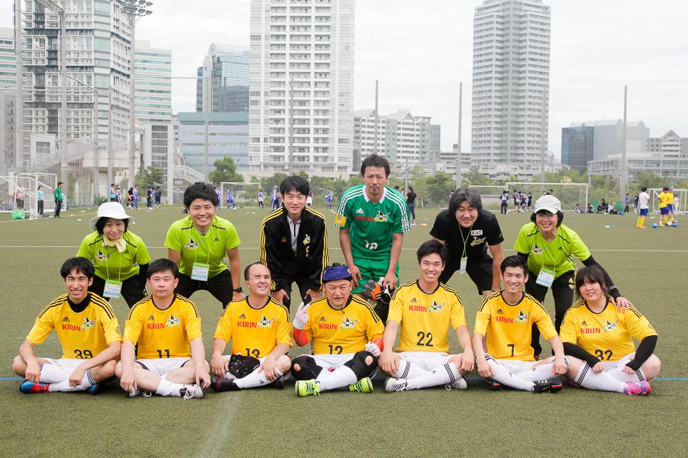 第16回 アクサ ブレイブカップ ブラインドサッカー日本選手権 終了