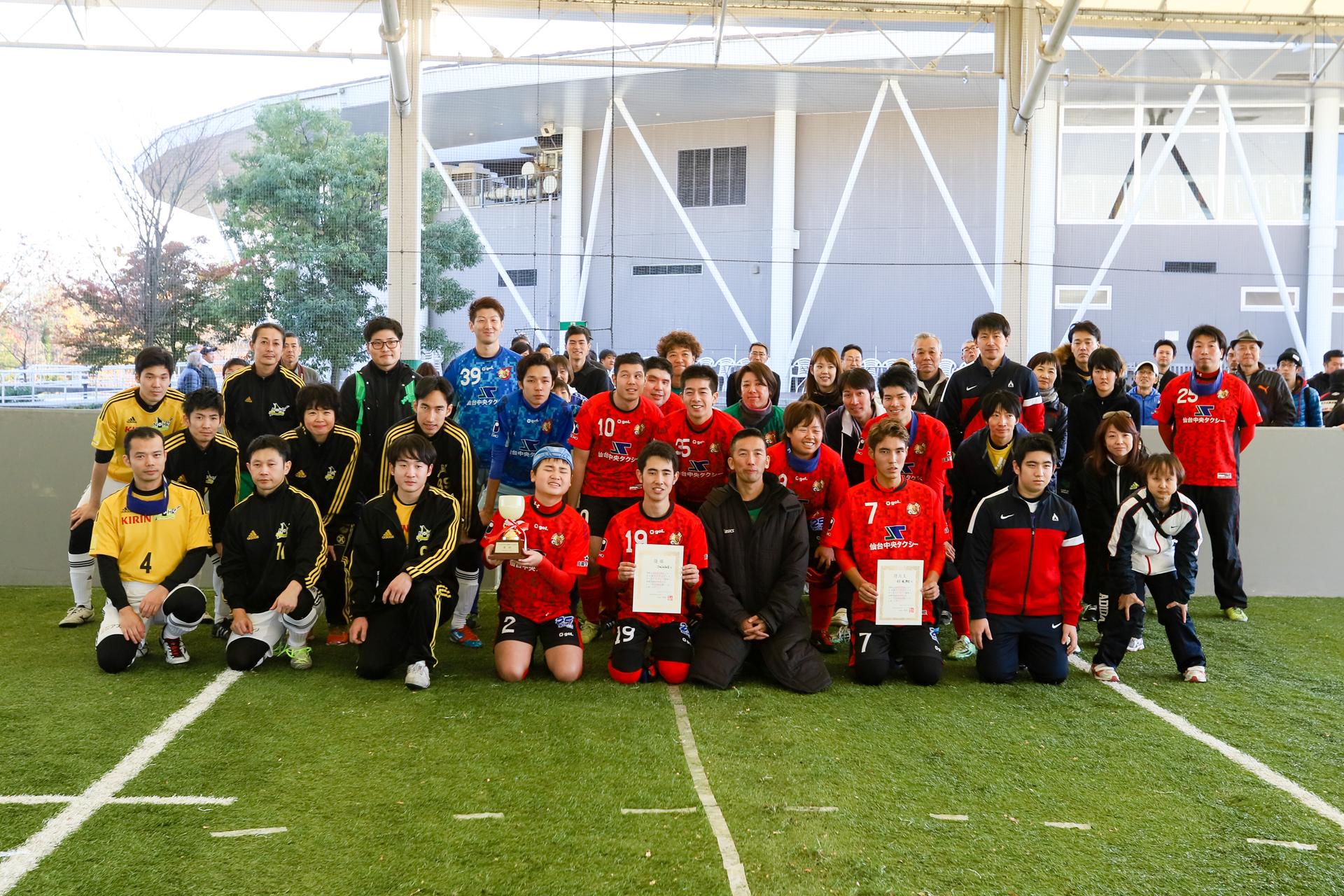 ナマーラ北海道北日本リーグ2018 終了